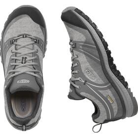 Keen W's Terradora WP Shoes Neutral Gray/Gargoyle